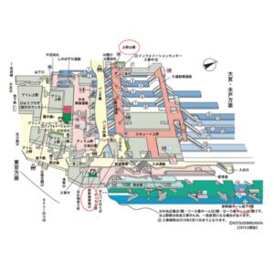 上野駅北陸新幹線ホーム
